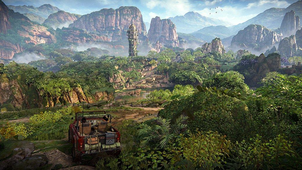 25 изумительных скриншотов Uncharted: Утраченное наследие | Канобу - Изображение 12