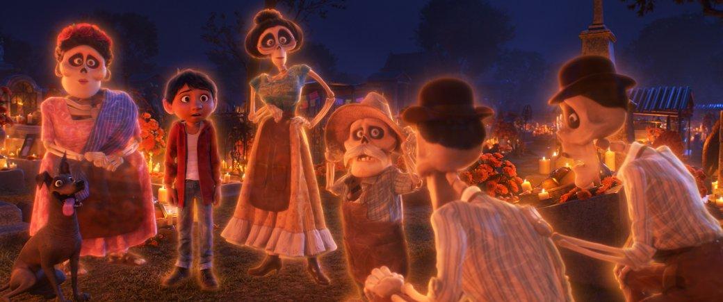 Рецензия на«Тайну Коко» Pixar. - Изображение 6