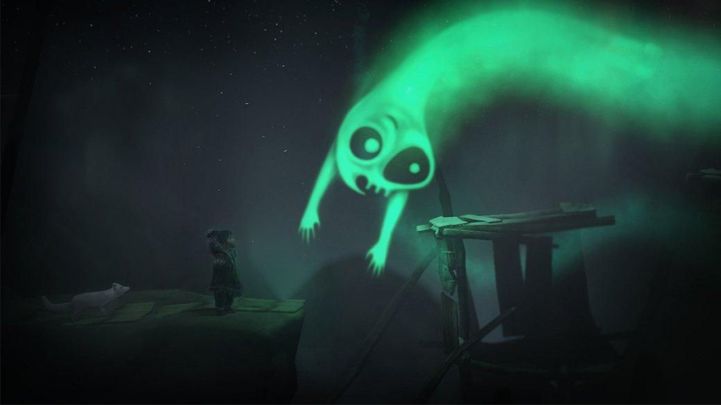 Обзор Never Alone - рецензия на игру Never Alone | Рецензии | Канобу