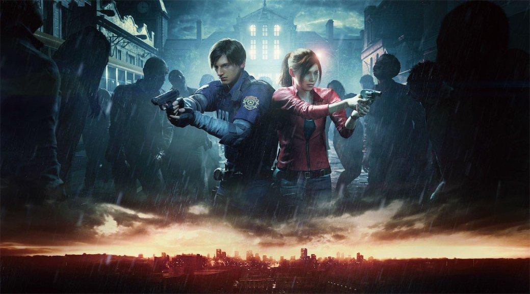 Все, что мы знаем о ремейке Resident Evil 2   Канобу