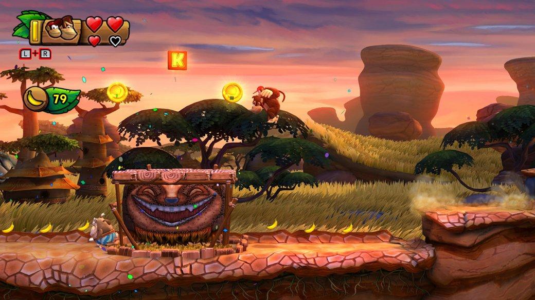 Donkey Kong Country: Tropical Freeze наSwitch —несовершенный, ноочень качественный платформер | Канобу - Изображение 2