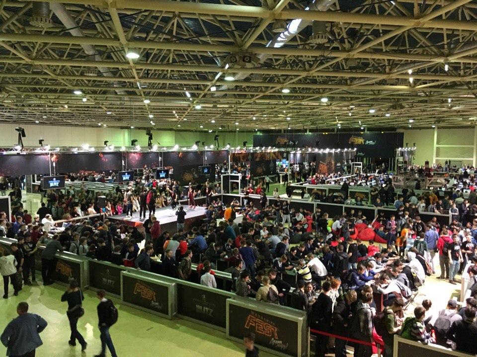 Репортаж «Канобу» с Wargaming WG Fest 2017 | Канобу - Изображение 0
