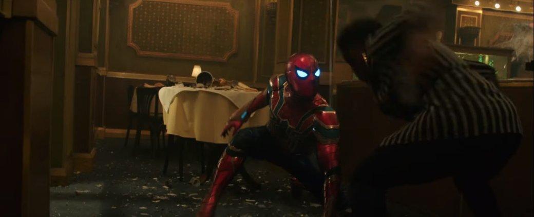 Тоска попавшим имультивселенная— что показали вновом трейлере «Человека-паука: Вдали отдома»? | Канобу - Изображение 7