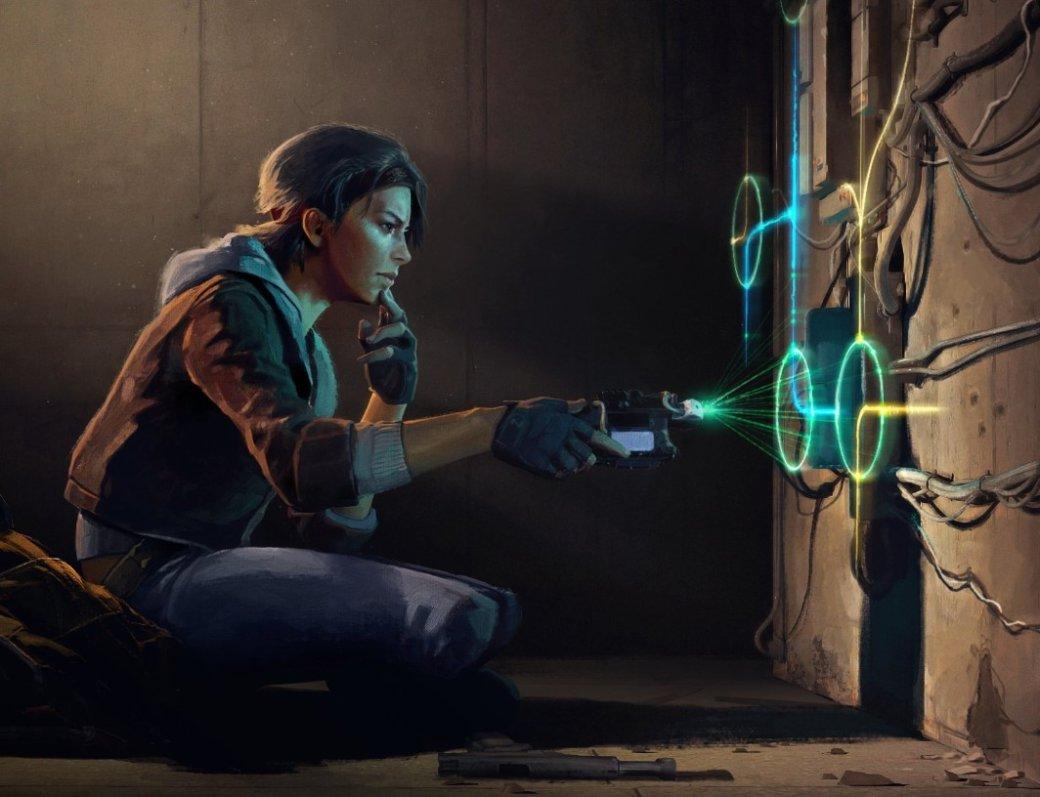 Valve показала новый арт Half-Life: Alyx. Команда ответит навопросы фанатов наReddit   Канобу - Изображение 0