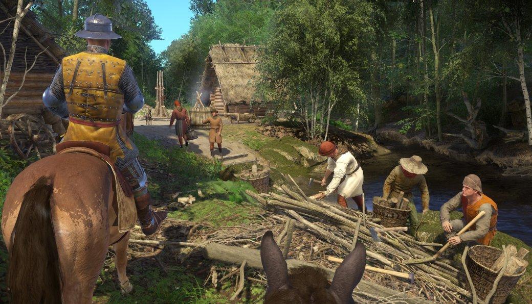 Гайд. Где в Kingdom Come: Deliverance найти лошадь и броню для нее | Канобу - Изображение 1