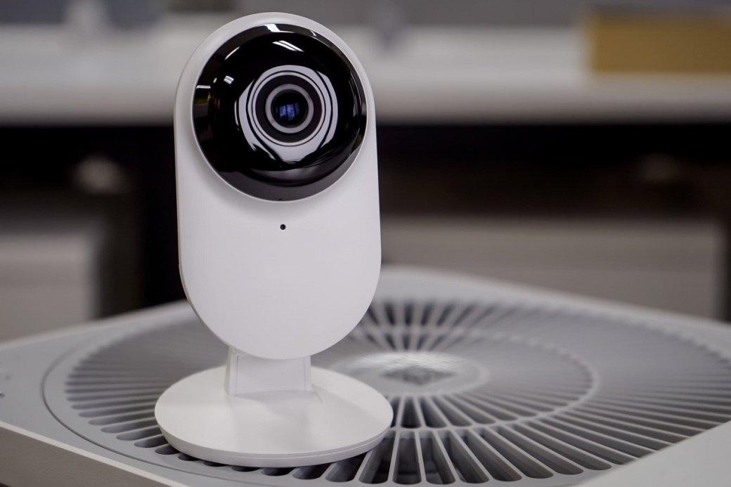 Xiaomi выпустила YiHome Camera3 — домашнюю смарт-камеру сИИ идатчиком движения | Канобу - Изображение 1