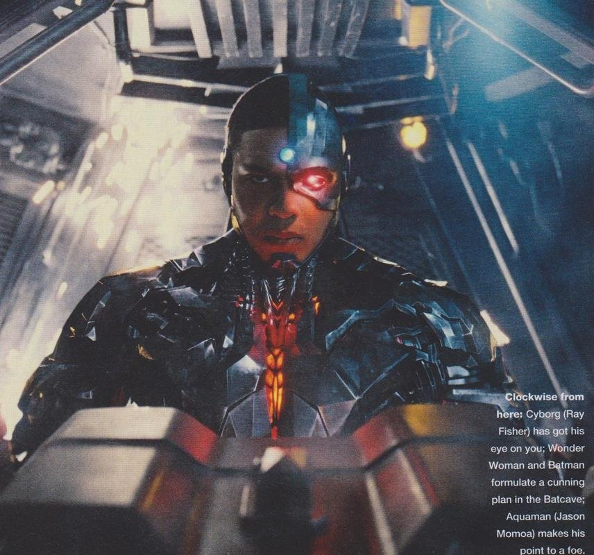 Бэтмен, Чудо-женщина иАквамен насвежих кадрах сосъемок «Лиги справедливости». - Изображение 8
