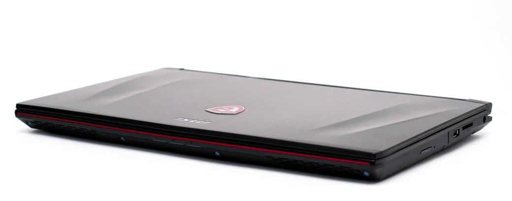 Тест игрового ноутбука MSI GE62VR Apache Pro   Канобу - Изображение 1