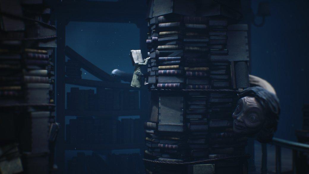 Обзор Little Nightmares 2 (2021), хоррор, платформер | Канобу - Изображение 10529