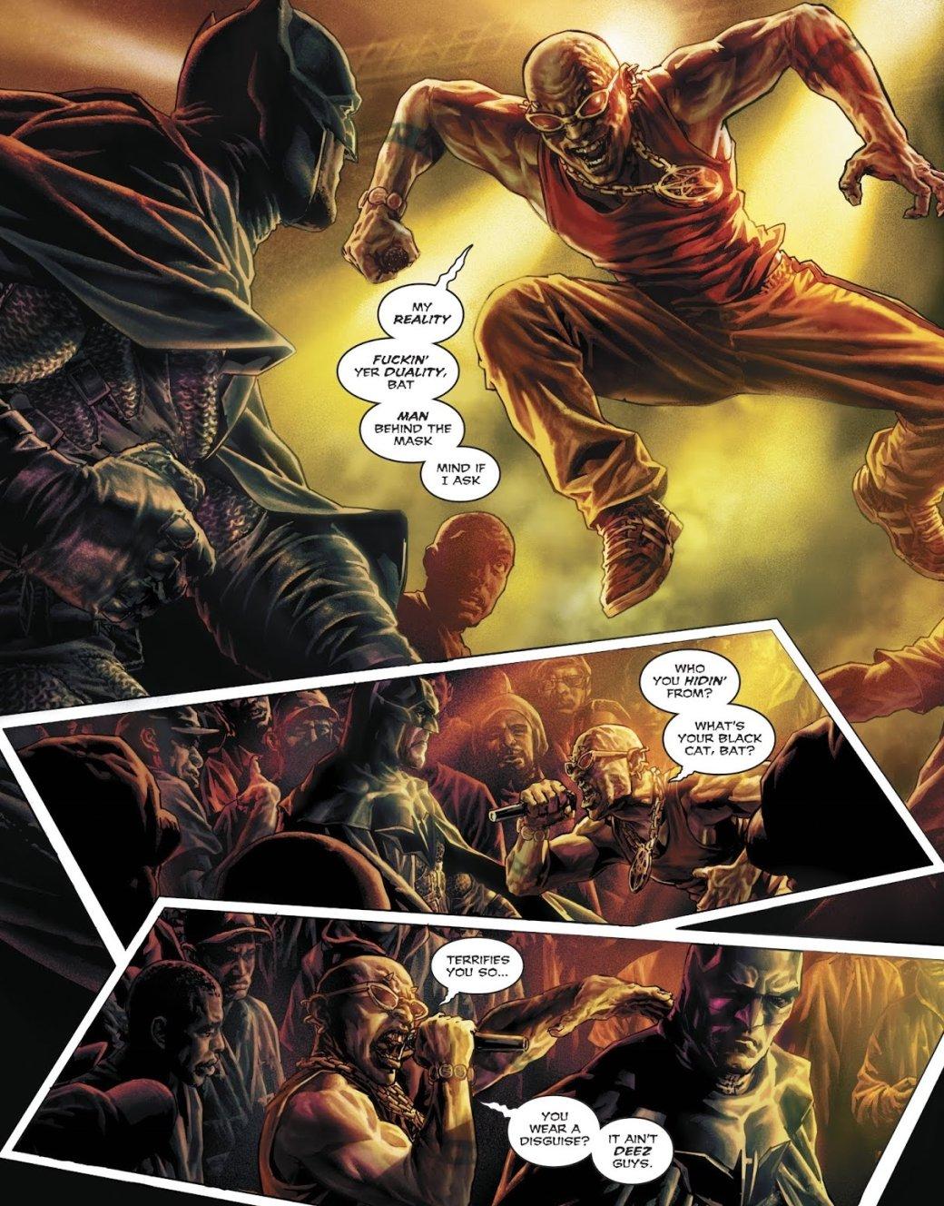 Batman: Damned— как Темный рыцарь иДжон Константин убийство Джокера расследовали | Канобу - Изображение 2