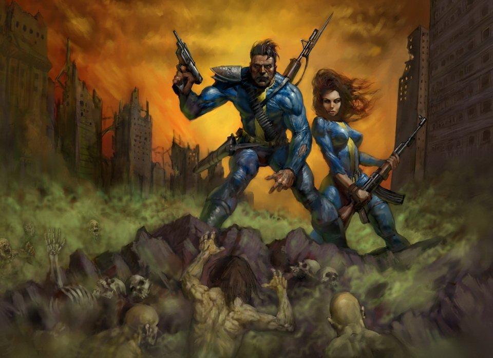 Лучший арт мира Fallout | Канобу - Изображение 57