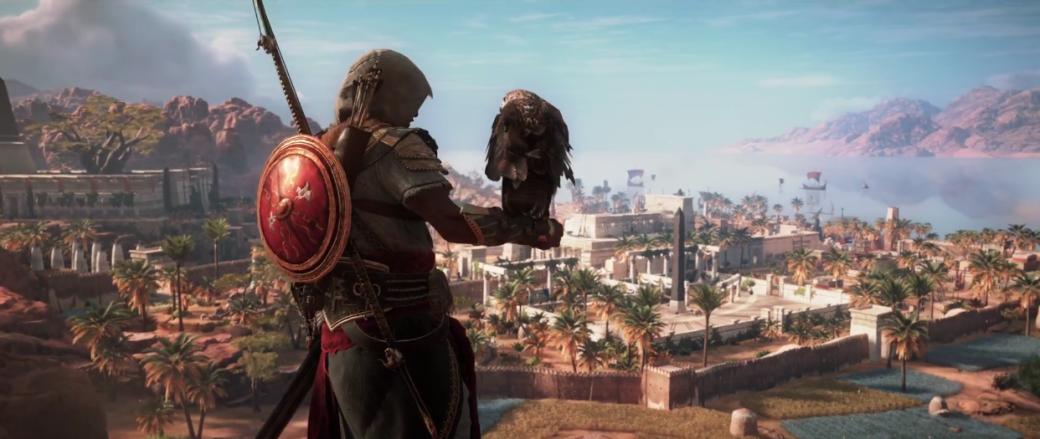 Посмотрите зрелищный трейлер первого сюжетного DLC «Незримые» для Assassin's Creed: Origins. - Изображение 1
