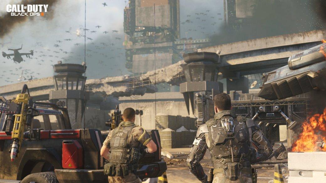 Как я поиграл в кооператив Call of Duty: Black Ops 3 | Канобу - Изображение 3