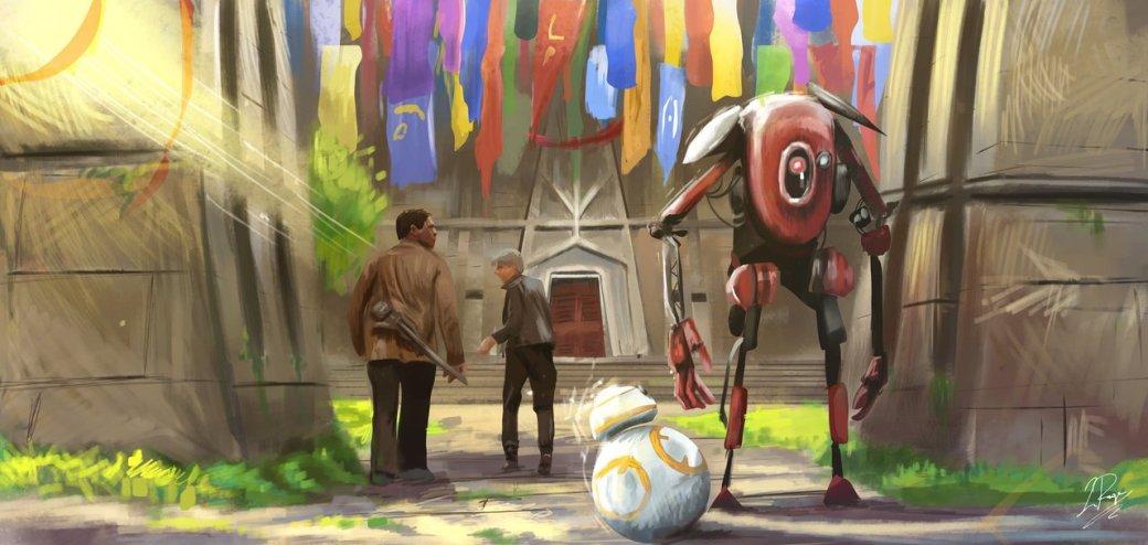 Рецензия Трофимова на «Звездные войны: Пробуждение Силы» | Канобу - Изображение 3