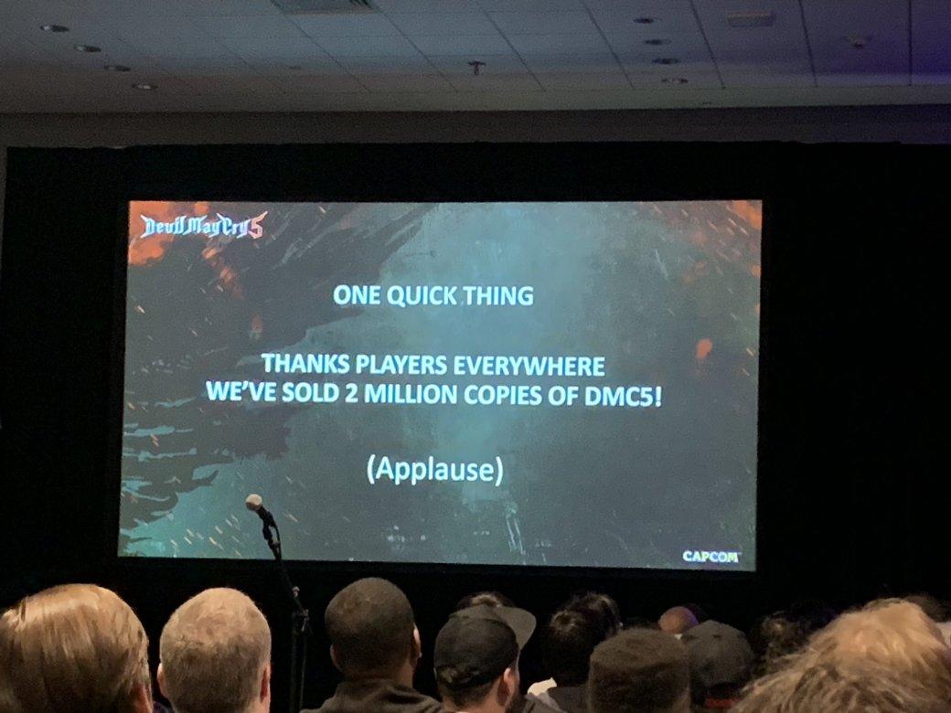 Devil May Cry V стала самой быстро продаваемой игрой в серии   Канобу - Изображение 0