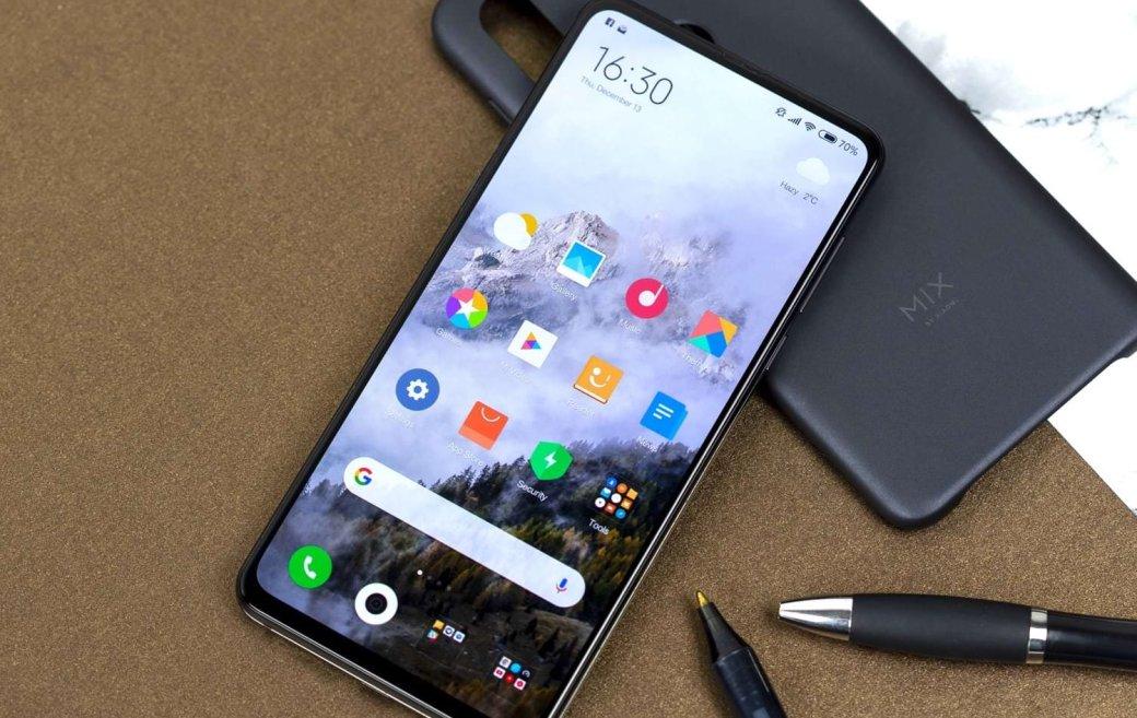 Xiaomi Mi Mix 4: раскрыты полные характеристики смартфона | Канобу - Изображение 1