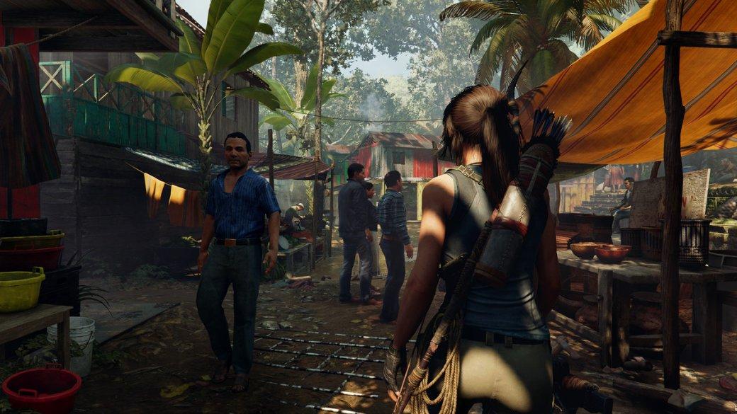 Джунгли, стелс иличностный рост: первые впечатления отShadow ofthe Tomb Raider | Канобу