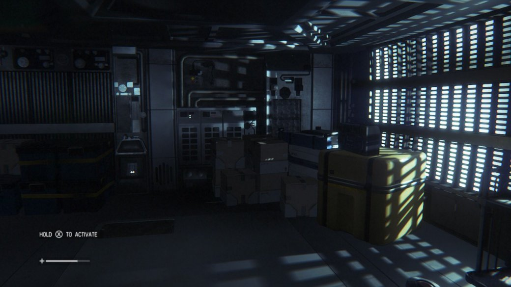 Как Alien: Isolation выглядит иработает наSwitch— один излучших портов наконсоли Nintendo   Канобу - Изображение 1732