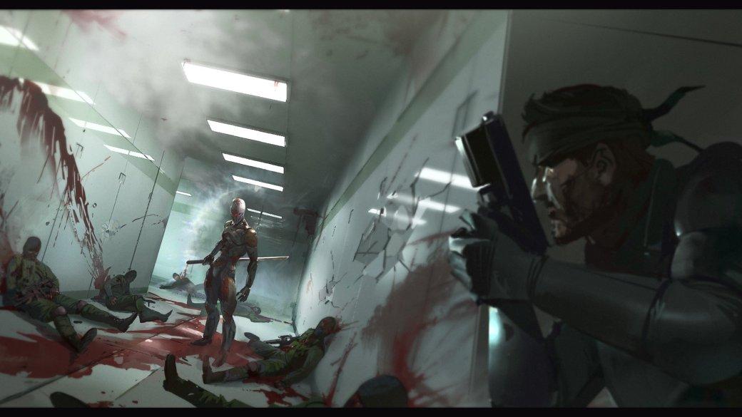 Замечательные фанарты к31-летию Metal Gear отрежиссера ееэкранизации | Канобу - Изображение 8