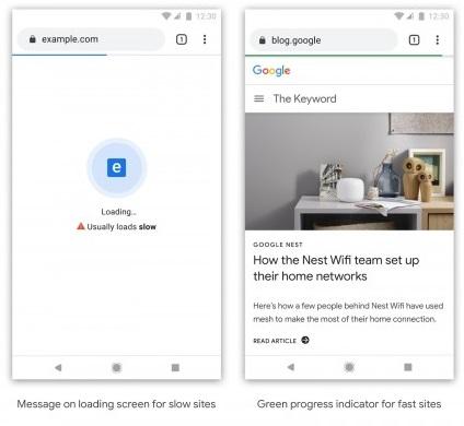 Google Chrome предупредит пользователей осайтах смедленной загрузкой