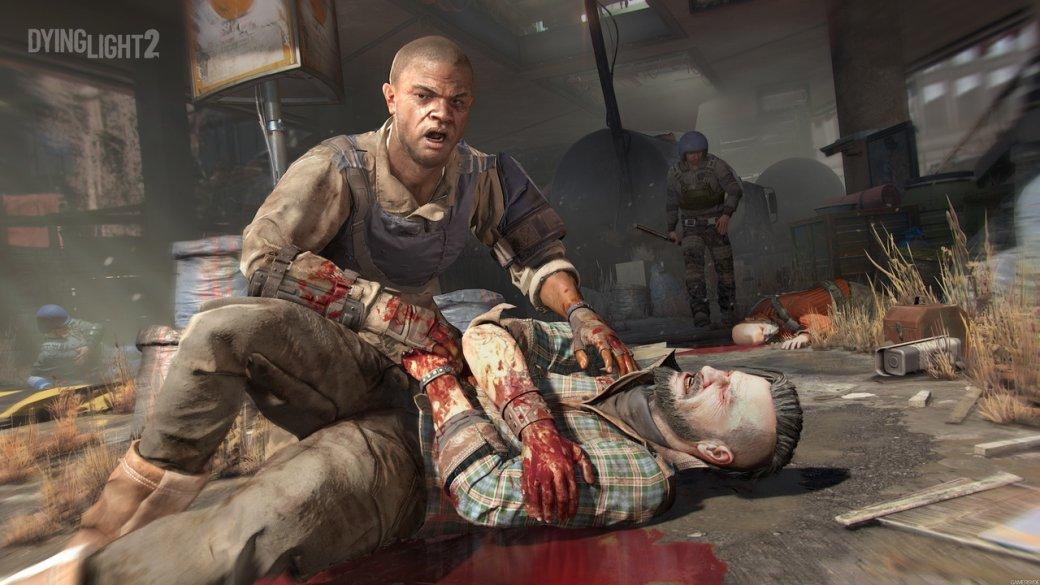 Хаос ижуткие зомби нановых кадрах Dying Light2 | Канобу - Изображение 4