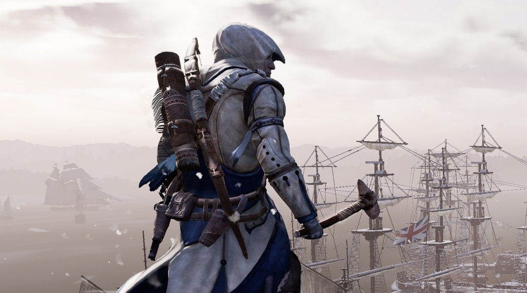 Remaster Assassin's Creed 3 leaked to torrents before release. There was no Denuvo in the game! | Kanobu - Image 1