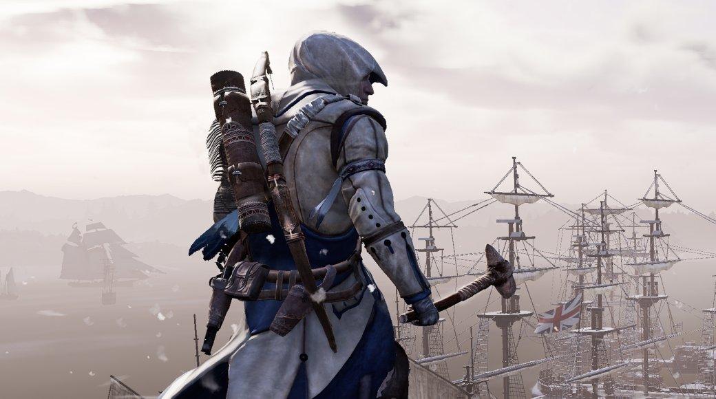 Ремастер Assassin's Creed 3 слили на торренты до релиза. В игре не было Denuvo!  | Канобу - Изображение 9283