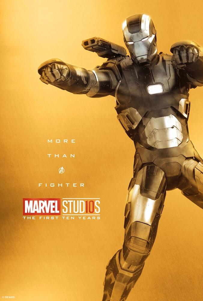 «Больше, чем легендарный преступник». ВСети появились новые юбилейные постеры Marvel Studios | Канобу - Изображение 7