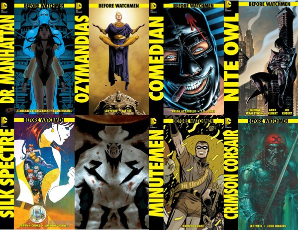 Вспоминаем «Хранителей»— легендарный комикс Алана Мура | Канобу - Изображение 5