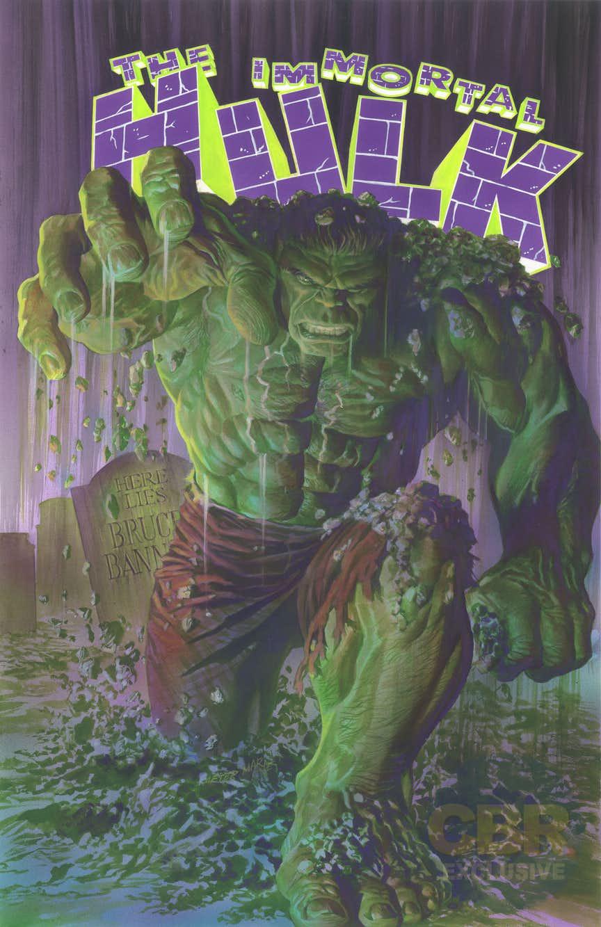 Новый комикс про Халка будет хоррором, где днем онБрюс Баннер, аночью— зеленый гигант   Канобу - Изображение 379
