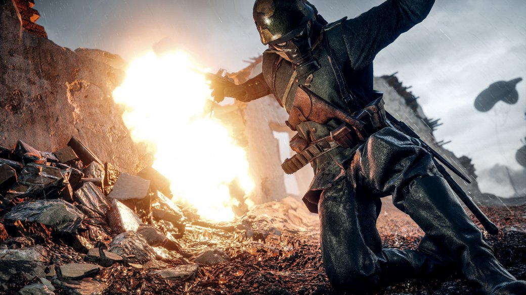 Изумительные скриншоты Battlefield 1 | Канобу - Изображение 7