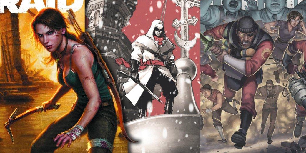 «Ведьмак», Bloodborne,Dead Space идругие: вспоминаем лучшие комиксы, основанные навидеоиграх | Канобу - Изображение 4690