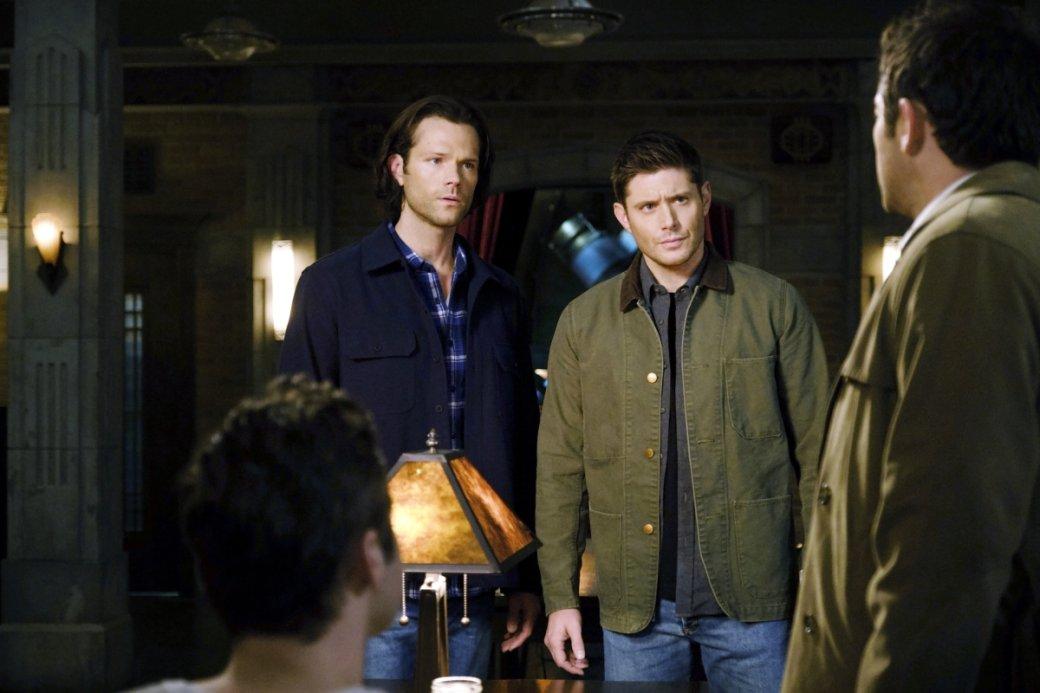 Впечатления от 2 половины 15 сезона Supernatural. Диалог соСмертью ивозвращение Руби | Канобу