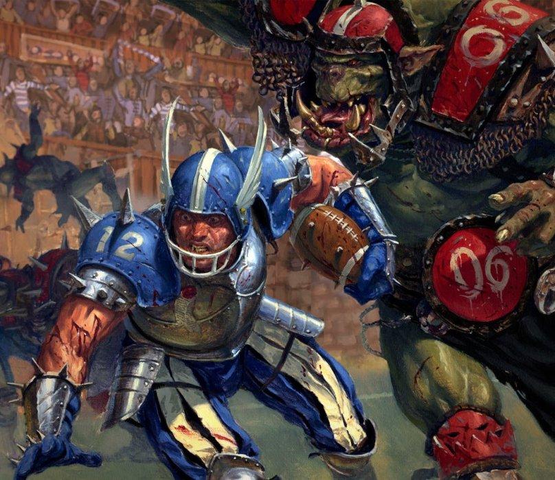 Обзор Blood Bowl - рецензия на игру Blood Bowl | Рецензии | Канобу