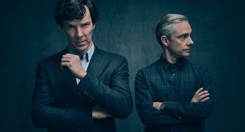 Рецензия на «Шерлок при смерти», 2-ю серию 4-го сезона «Шерлока» | Канобу