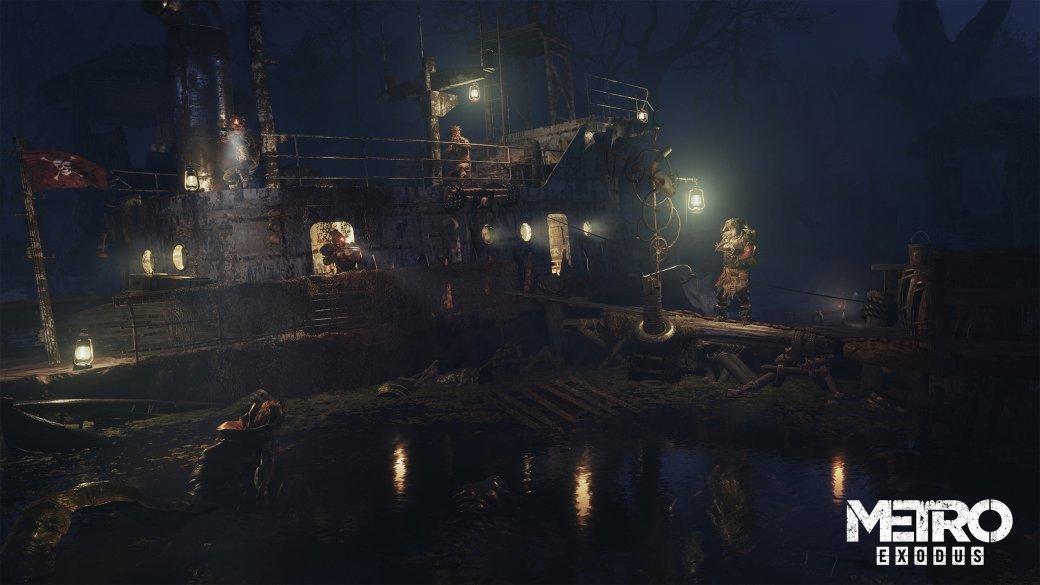 Романтика постапокалипсиса нановых скриншотах Metro: Exodus | Канобу - Изображение 2