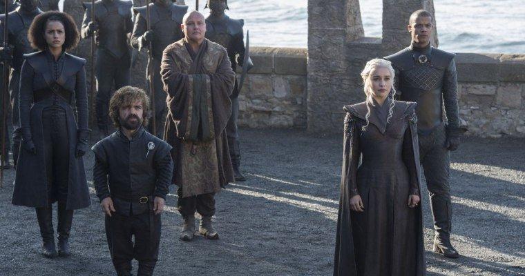Все крутые сцены 7 сезона «Игры престолов» вгифках | Канобу - Изображение 1