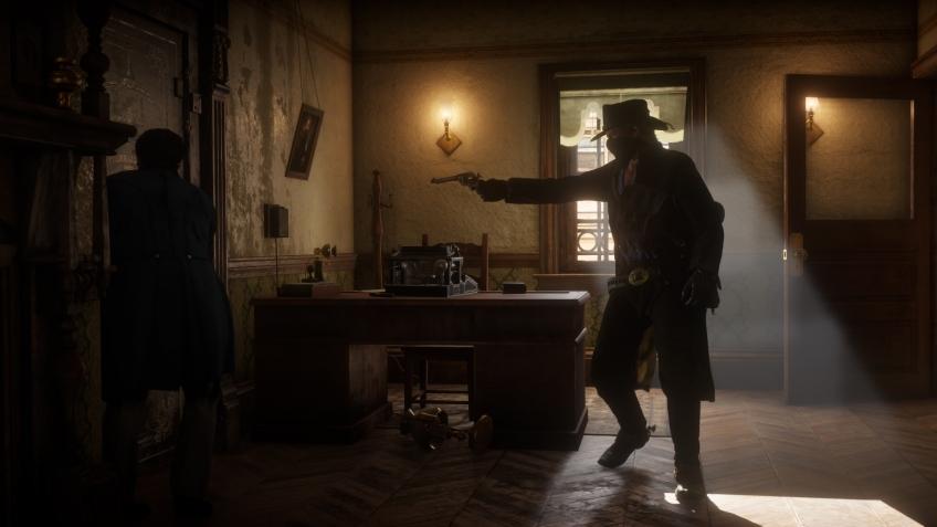 Rockstar показала целых шесть минут геймплея Red Dead Redemption 2 и все прелести Дикого Запада!. - Изображение 1