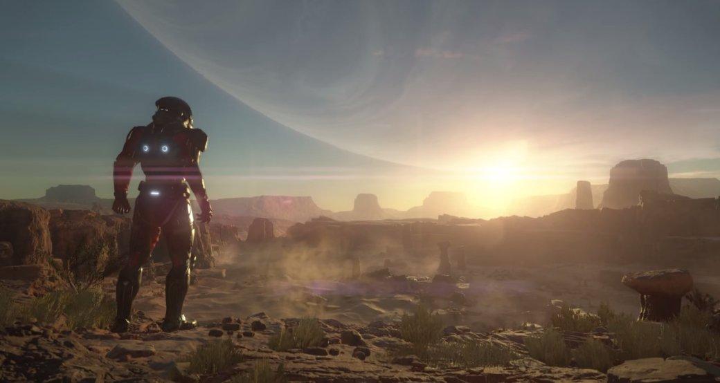 Сценарист Mass Effect: Andromeda ушел к разработчикам Destiny | Канобу - Изображение 4862