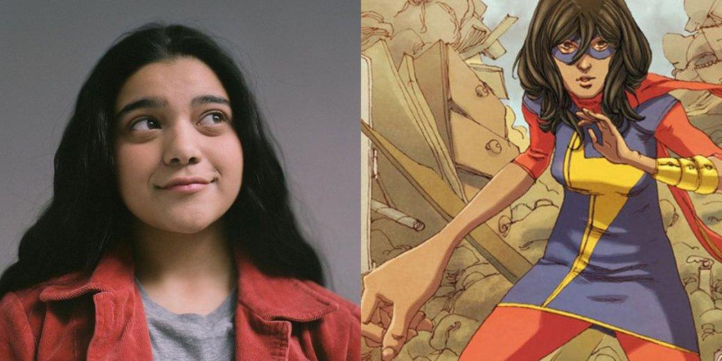 Marvel нашла актрису нароль Мисс Марвел водноименном сериале | Канобу - Изображение 5195