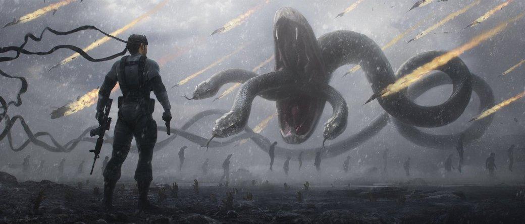 Замечательные фанарты к31-летию Metal Gear отрежиссера ееэкранизации | Канобу - Изображение 22