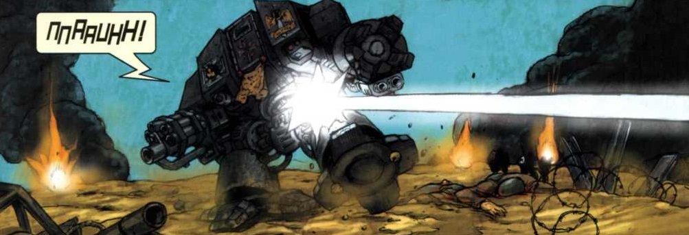 Самые крутые комиксы по Warhammer 40.000 | Канобу - Изображение 10509