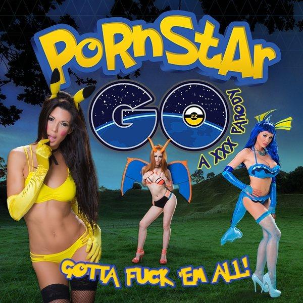 Конец томительного ожидания: порно-пародия Pokemon Goуже наподходе | Канобу - Изображение 2691