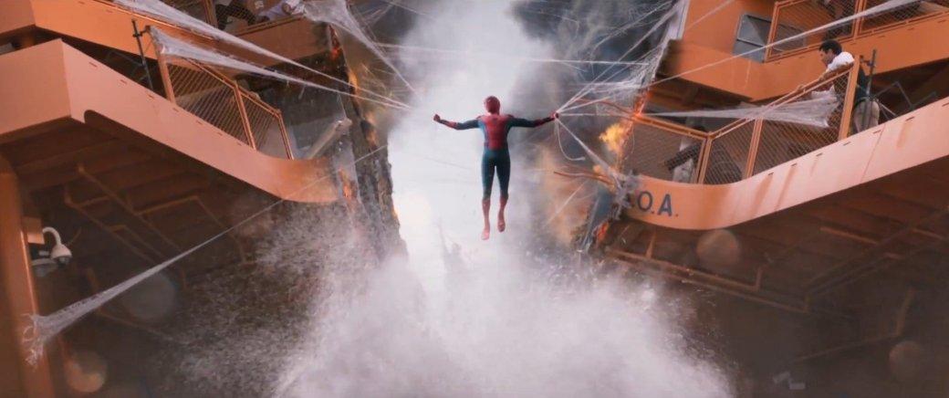 Разбираемтрейлеры «Человек-Паук: Возвращение домой» | Канобу - Изображение 6