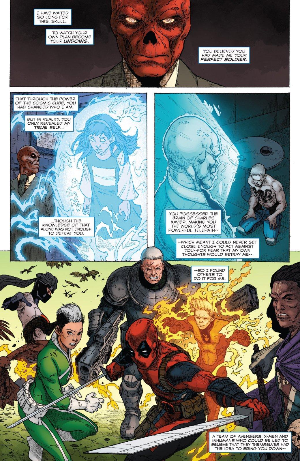 Как Капитан Америка расправился со своим главным врагом | Канобу - Изображение 10616