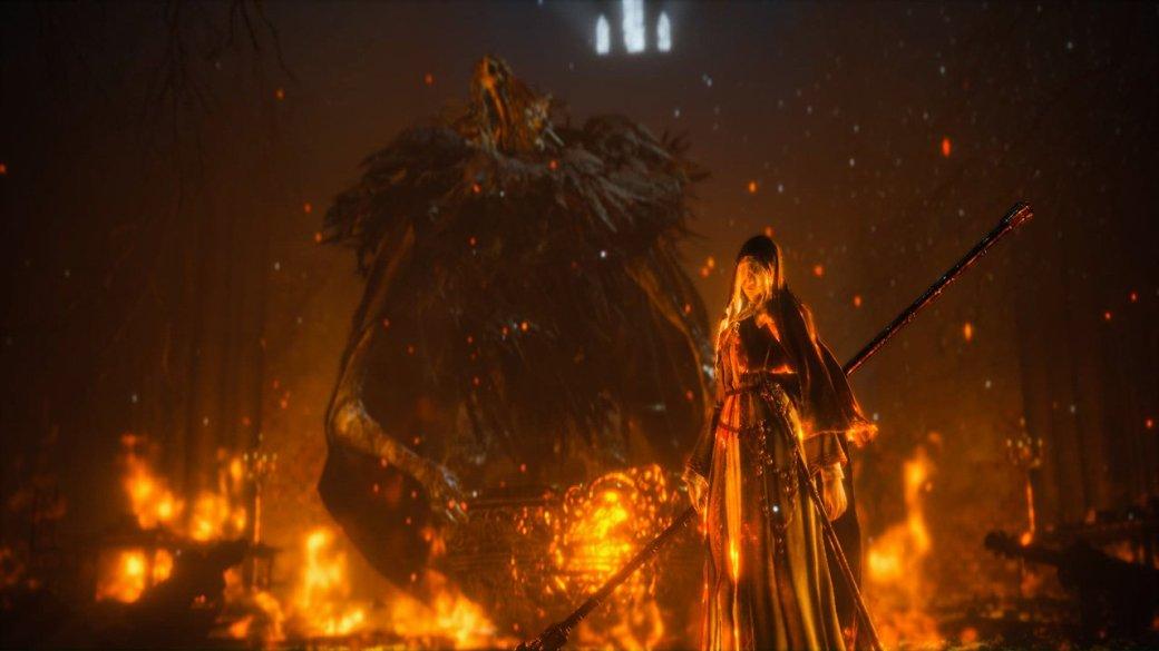 20 изумительных скриншотов Darks Souls 3: Ashes of Ariandel | Канобу - Изображение 10343
