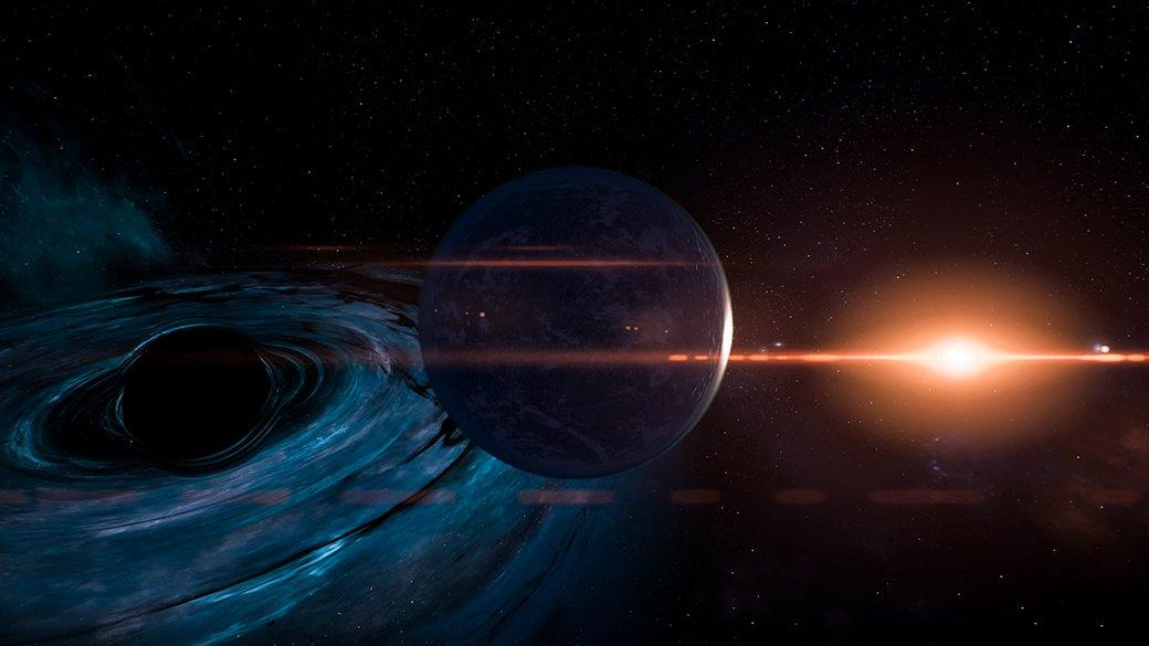 Потрясающий космос Mass Effect: Andromeda   Канобу - Изображение 9908