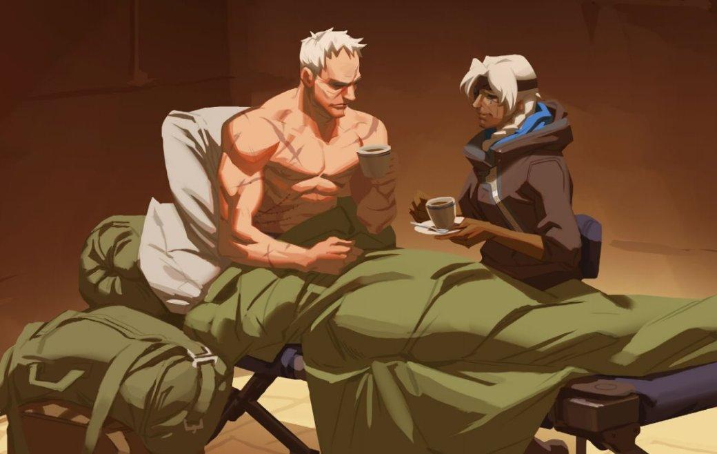 Новый рассказ поOverwatch раскрыл принадлежность еще одного персонажа кЛГБТ | Канобу - Изображение 7068