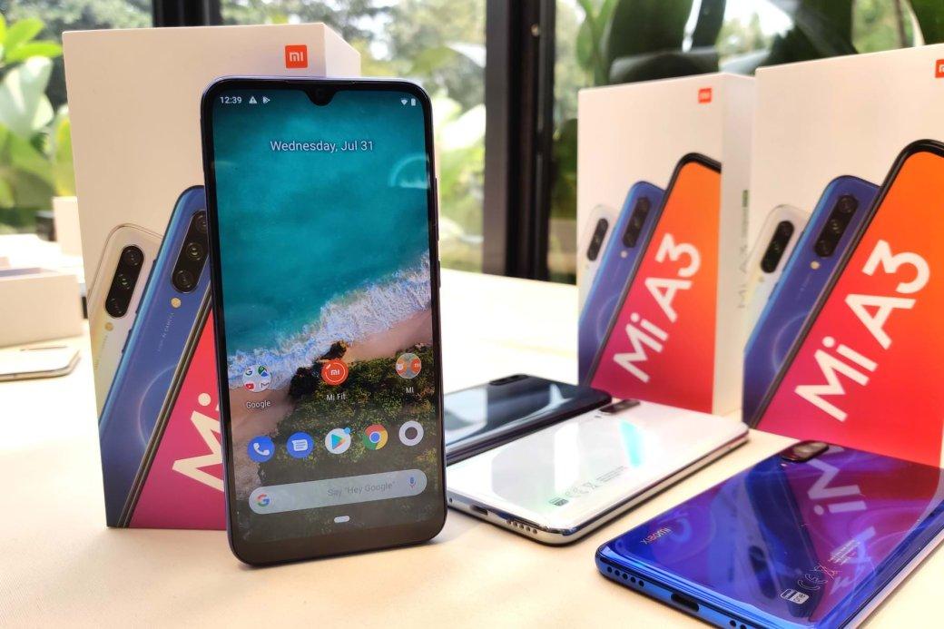 В России вышел Xiaomi Mi A3: бюджетный смартфон стал моделью среднего класса   Канобу - Изображение 1