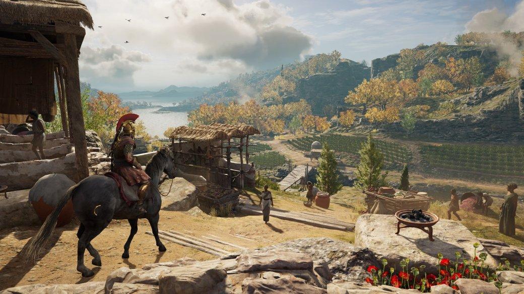 Рецензия на Assassin's Creed Odyssey. Обзор Assassin's Creed: Odyssey | Канобу - Изображение 6
